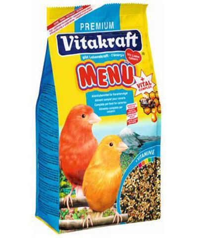 Terjual MAKANAN BURUNG BIRD FOOD VITAKRAFT MENU VITAL