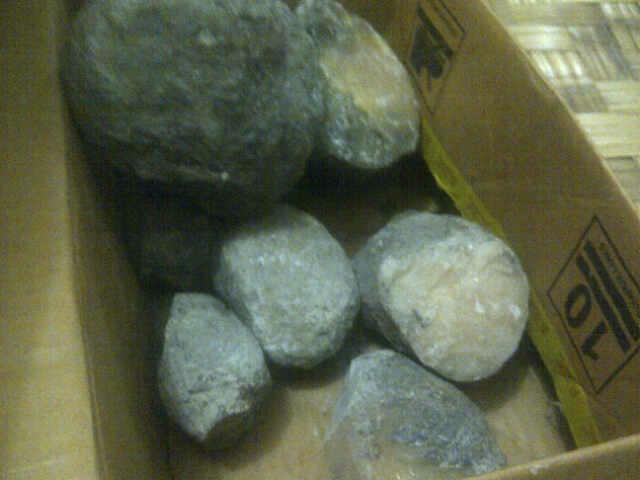 Batu Sabun, Batu Koneng, Jin Tian Huang (Kualitas Super AAA)