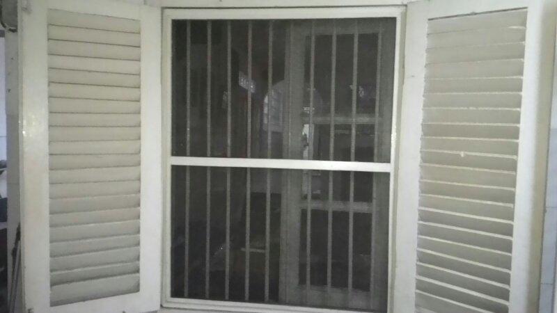 pintu jendela dan kusen jati