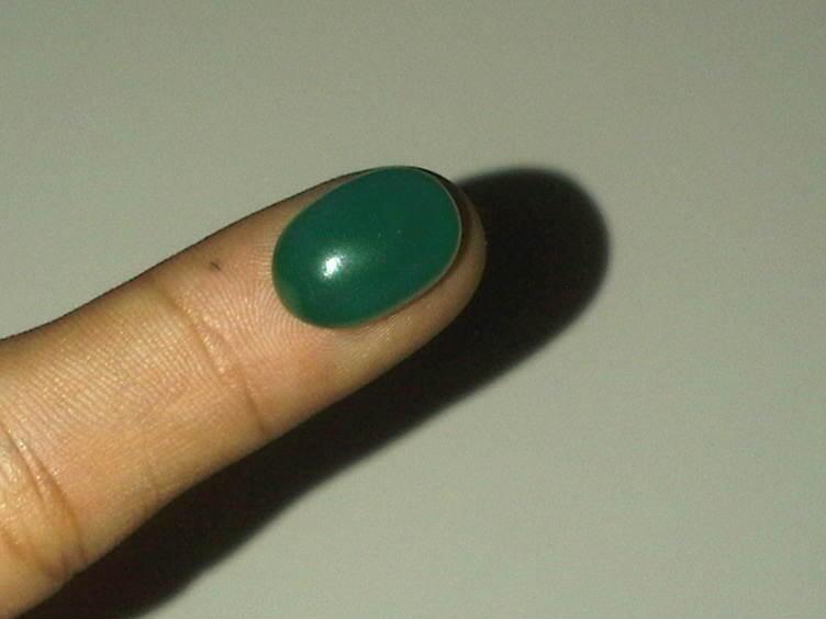 Batu garut - Natural Chrysoprase