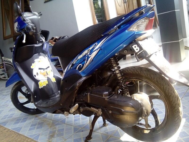 FS Yamaha Mio 2009