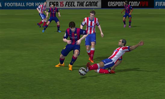 FIFA 15 3 SO (Android, IOS, & Windows Phone)