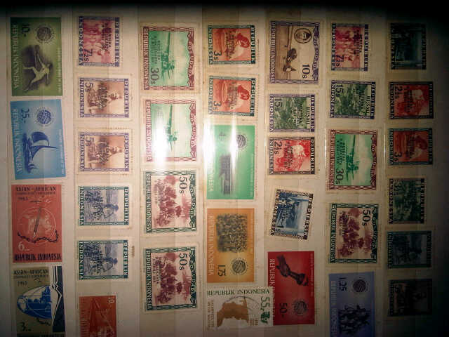 perangko kuno