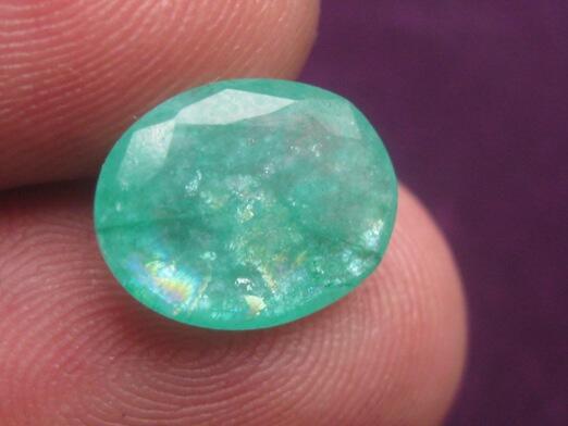 Datang lagi Natural emerald/ZAMRUD with memo murah aja