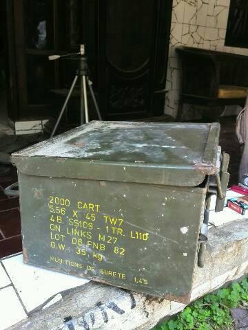 aneka peti box vintage tua