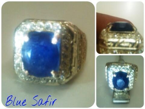 Blue sapphire Afrika & Zamrud Brazil mantabs,masuk dulu gan