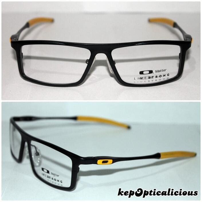 Terjual Frame Kacamata Oakley Jury 8f2d08f9b5