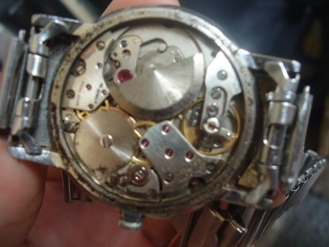 Jam Tangan Antik & Unik HAMILTON Tipis