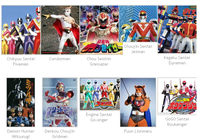 Jual Jual Dvd The Best Anime & Tokusatsu [Old & New]