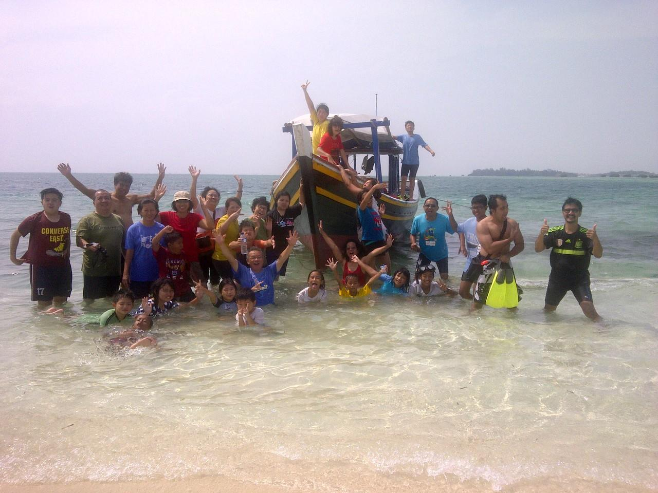 Paket Pulau Pari, Travel Pulau Pari, Wisata Pulau Pari, Tour Pulau Pari, Pulau Pari
