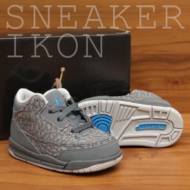 c4c9caeccdd Terjual Air Jordan 1 3 6 I III VI | Toddler Kids | 100% Original ...