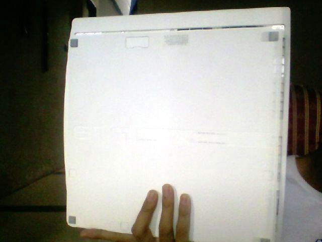 Ps3 Slim White160gb Ori + 2bd