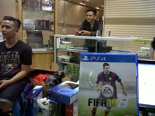 FIFA 2015+PES 2015 PS3, Xbox 360 FREE(isi HDD) & PS4, Xbox One, PSvita Cashback (ORI)