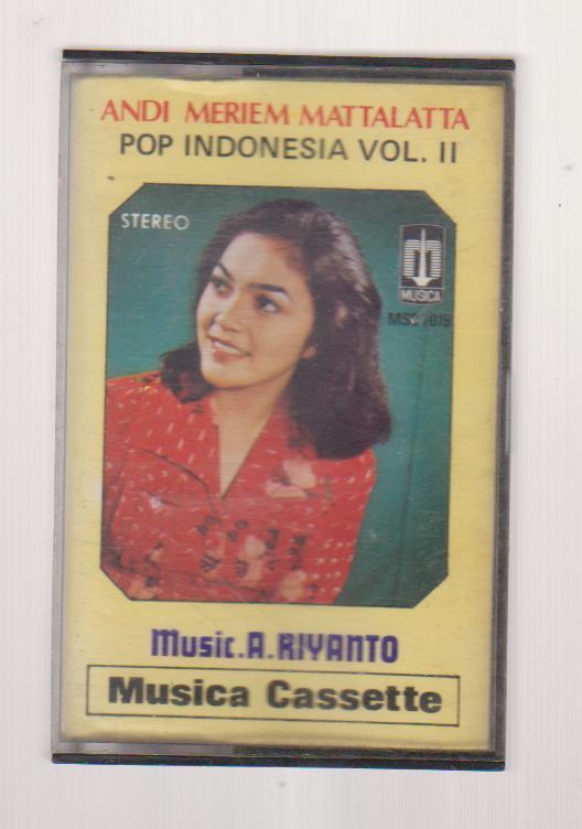 Kaset Kaset Tape Jadul (Bandung)