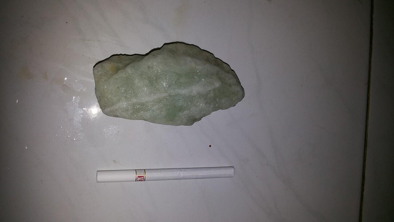 Jual rough batuan (Chalcopyrite, green quartz, fluorite, obsidian, red jade)