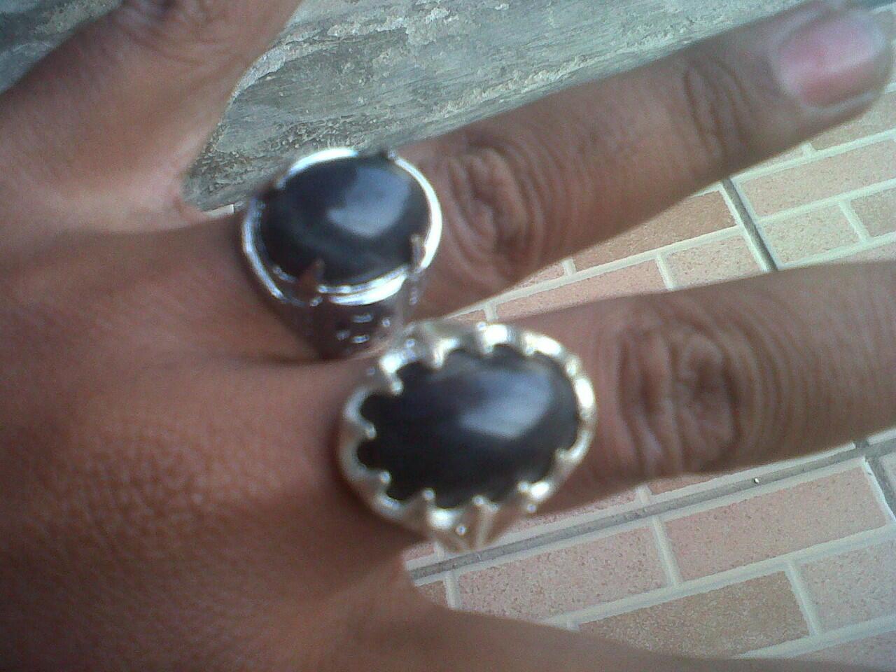 (WTS) Jual Kalimaya black opal sempur 130k & labrador