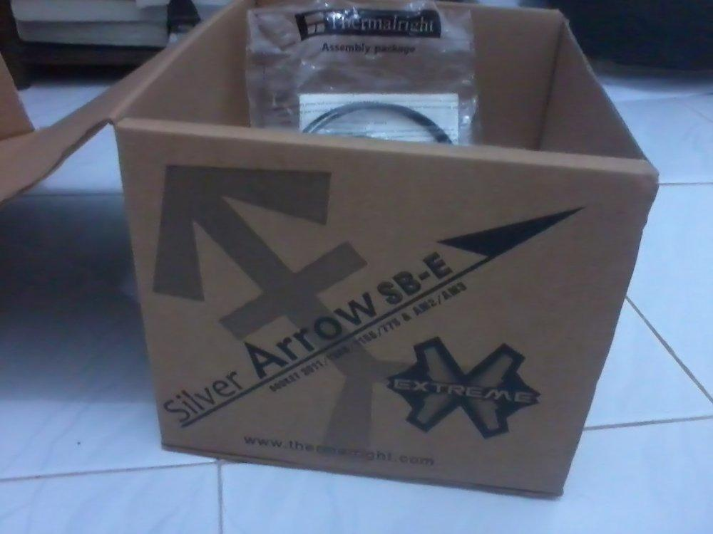 Thermalright Silver Arrow SB-E Xtreme Prima