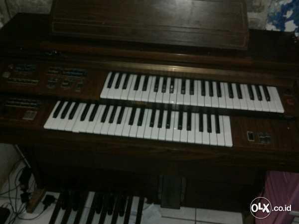 piano klasik kayu yamaha