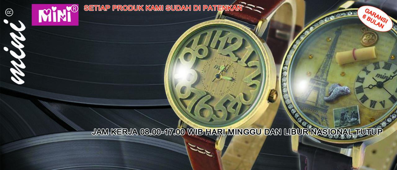 Jam tangan mini