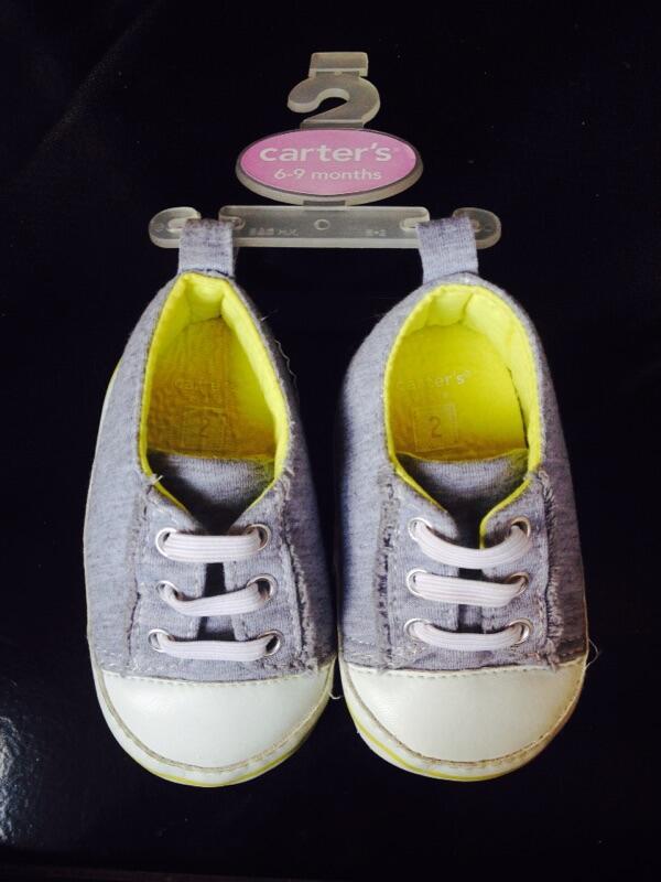 Terjual Jual sepatu bayi prewalker carters mothercare next dll ... 452550b18f