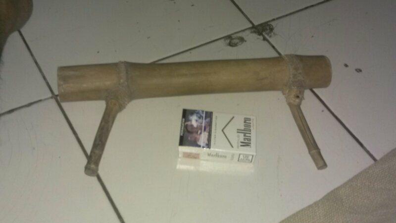 jual bambu petuk / pring
