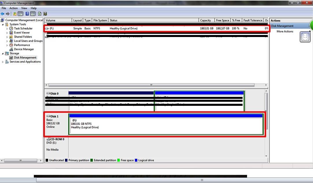 Hardisk 2TB (2000GB)