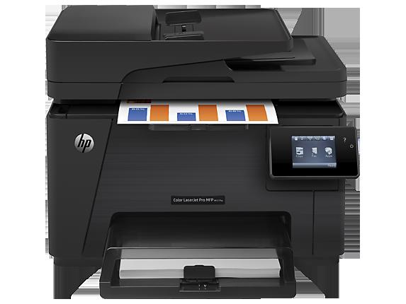 HP Color LaserJet Pro MFP M177fw CUMA RP.4.420.000