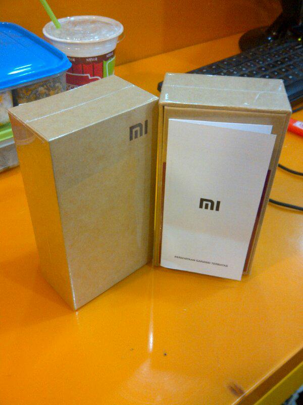 OBRAL!! Xiaomi Redmi 1S Grey New