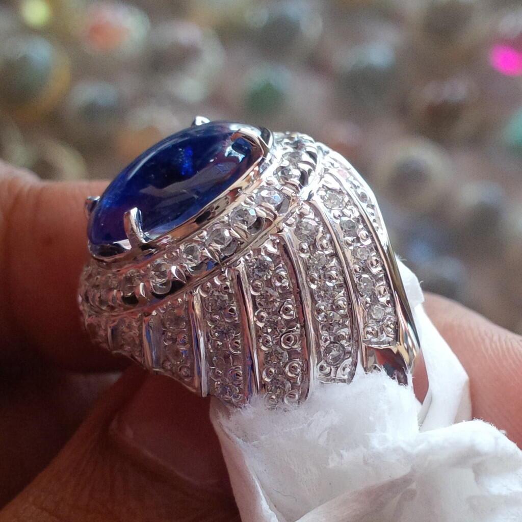 Blue Safir BIG