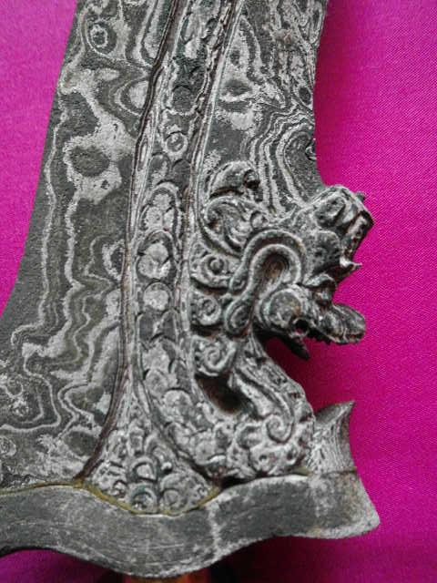 Keris Naga Bali Gagah ~ Luk 13