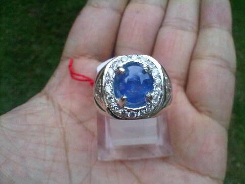 Blue Sapphire Ceylon 1,75 crt