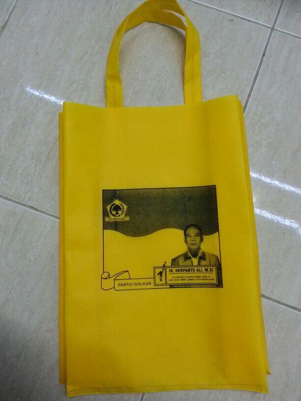 jual shopping bag, tas spunbond, laundry bag, tas seminar, kantong belanja,dll
