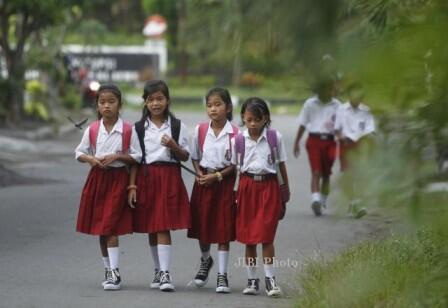 Indahnya Masa Sekolah Dasar (Terutama Anak SD tahun 90an)