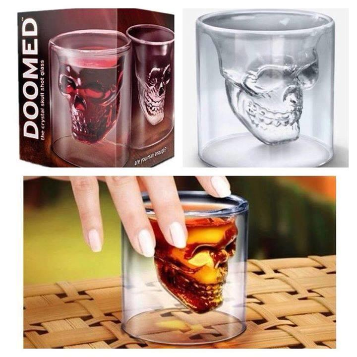 Unique whiskey Shot glass