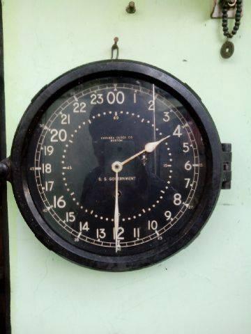 "jam kapal antik ""chelsea clock.co boston"""