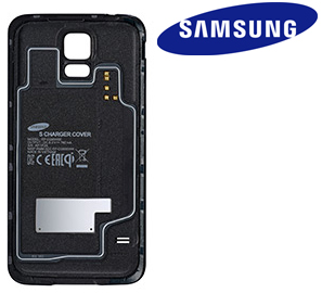 WTB BACKCOVER WIRELESS CHARGING GALAXY S5