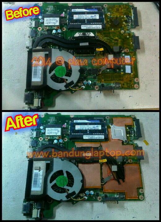[Bandung] Service Laptop / Notebook bergaransi - skillful - tools terlengkap