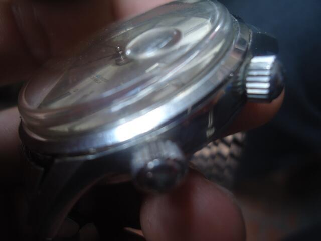 Jam Tangan Antik & Unik Citizen Alarm Date