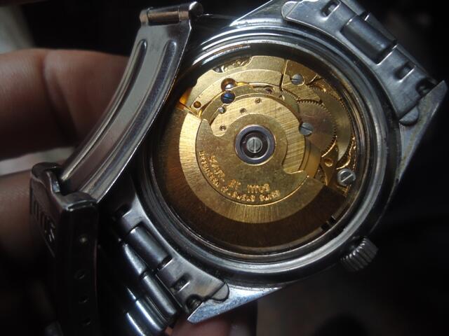 Jam Tangan TITUS Ring Mulus Bandung
