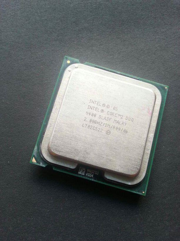 Prosesor Intel C2D 4400