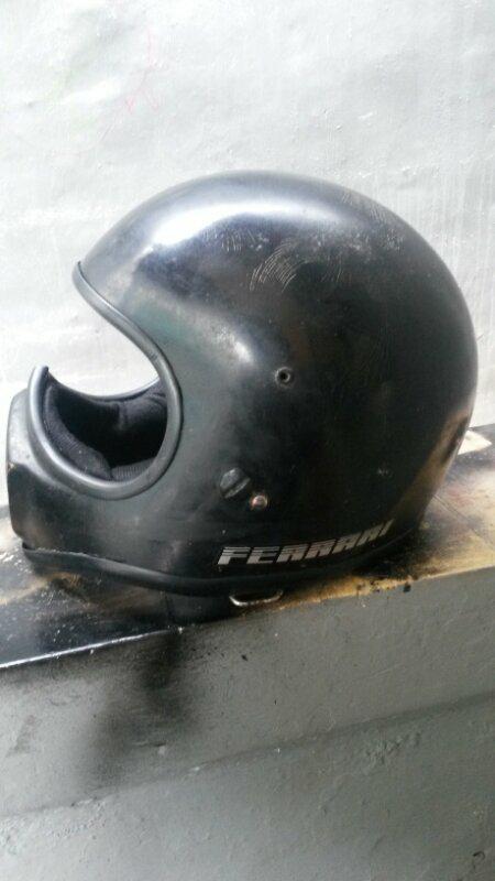 Helm Antik Lawas Murah . ( JakSel ) Borongan Murah