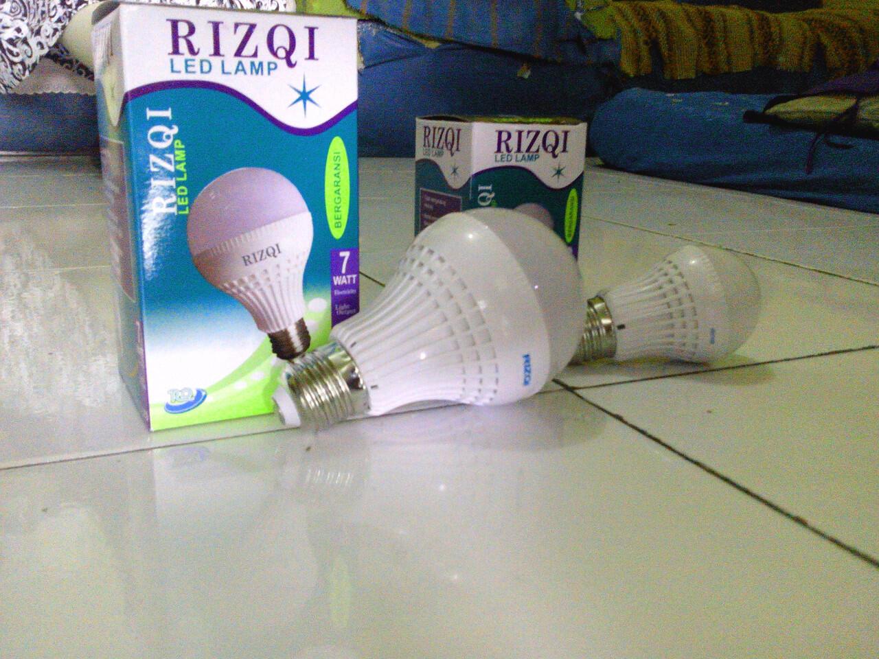Lampu Led 3watt Dan 7watt