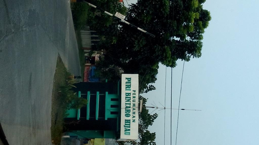 Dijual Rumah di Puri Bintaro Hijau, Pdk Aren,Tinggal finishing