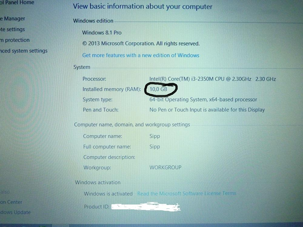 WTS ASUS Sangar, bentuk Netbook tenaga Laptop, ram 10G MALANG
