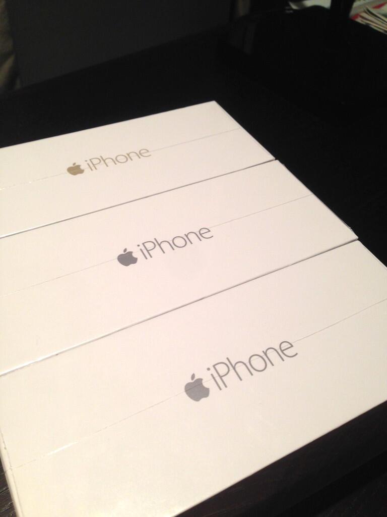 APPLE IPHONE 6 [BNIB] LAST ONE!!!