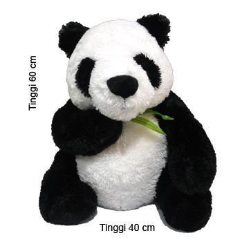 Terjual Boneka Panda Lucu Ukuran Besar Sampai Jumbo Harga Murah