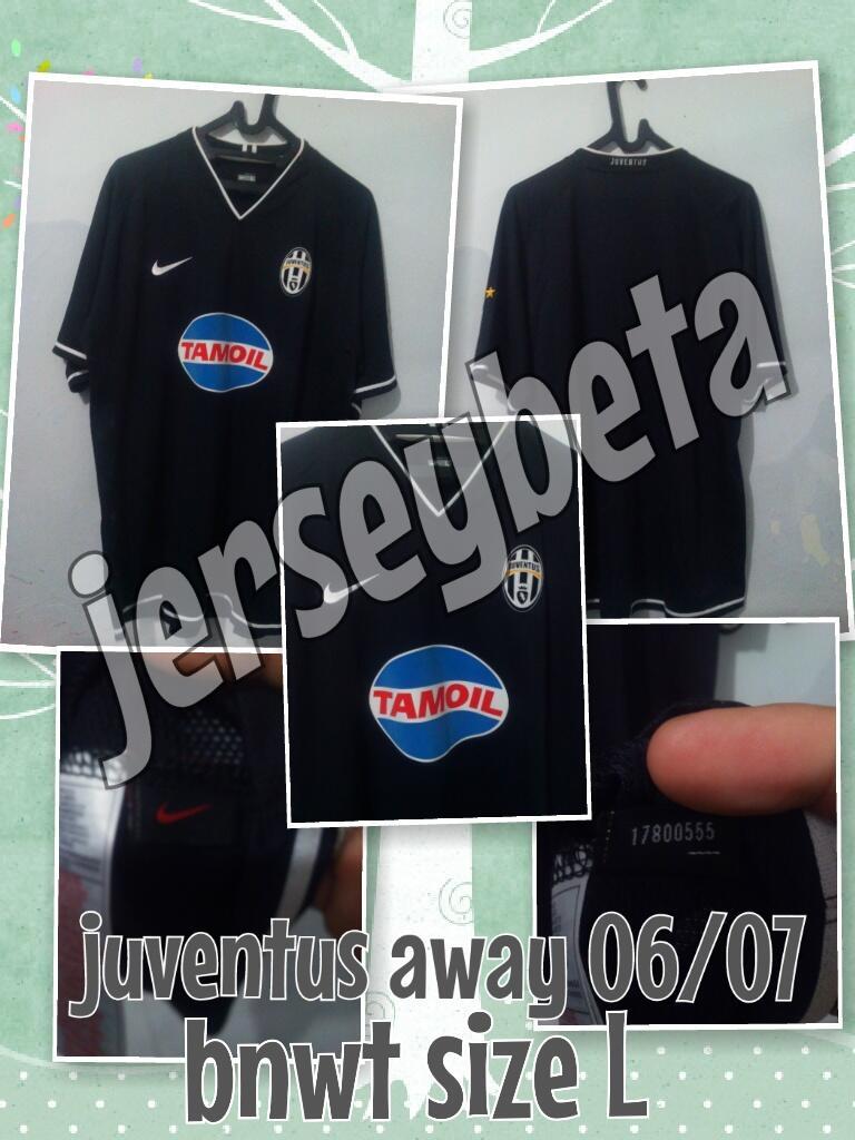 d0ccd93f9 Terjual Jual Jersey Juventus Original All BNWT