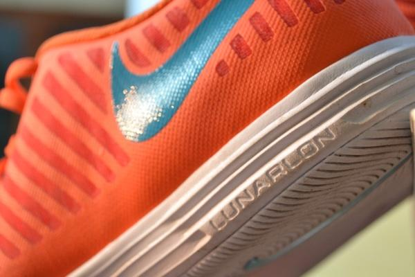 Nike Lunar Gato II - Orange - Made in Vietnam - Great Condition Low Price !!