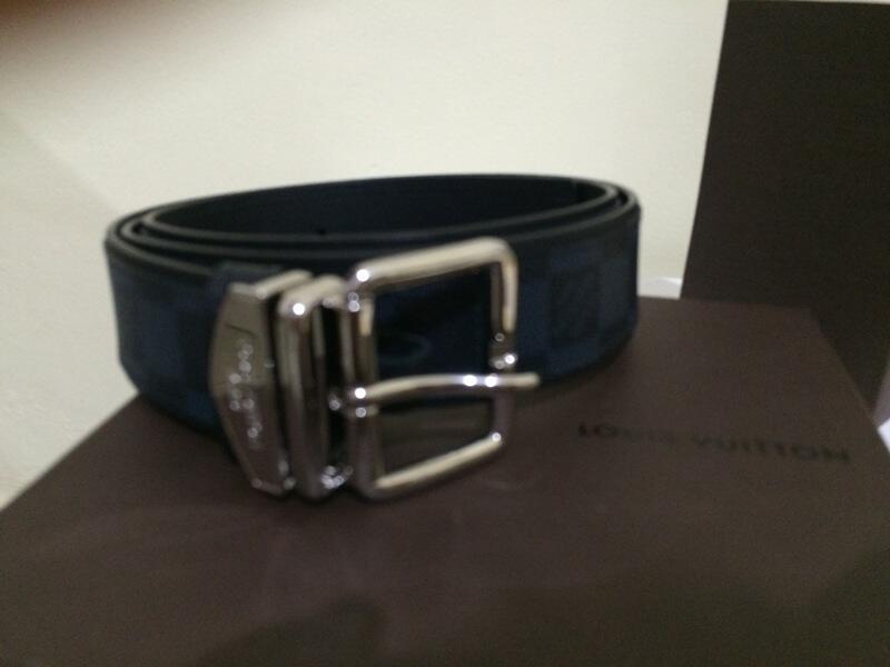 ... For Sell   Belt (gesper)   ikat pinggang Louis Vuitton (LV) ORIGINAL ... a147fed546