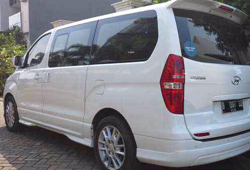 hyundai H1 royale diesel with VGT diskon besaaarr!!!